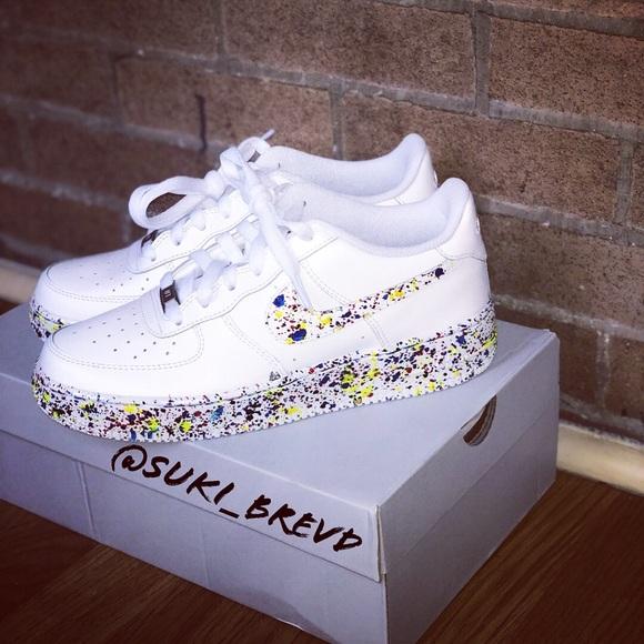 3b86adee02 Nike Shoes | Custom Af1 | Poshmark